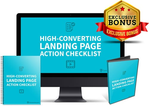 High-Converting Landing Page Action Checklist