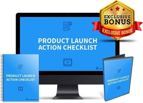 Product Launch Action Checklist